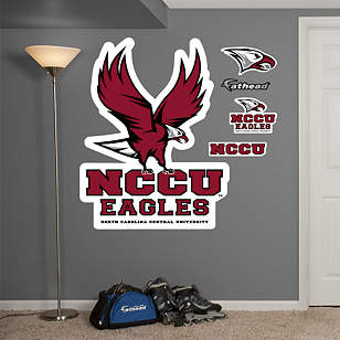NCCU Eagles Logo